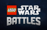 LEGO Star Wars Battles logo