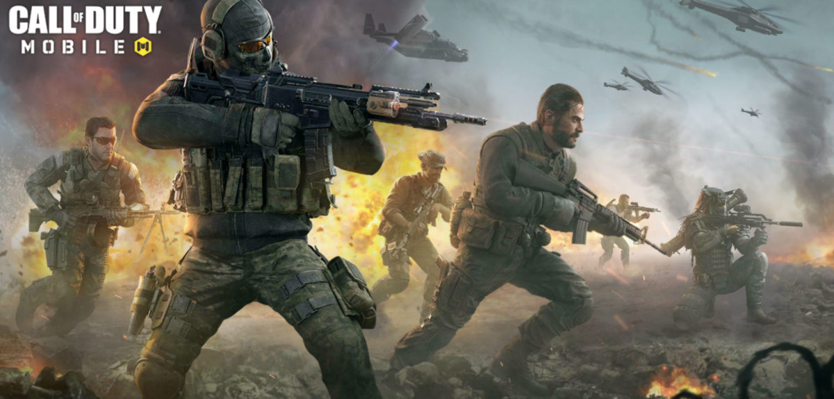 Call of Duty: Mobile won big in the Google Play apps of the year awards.