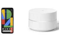 Google Pixel 4 Deal with Google WiFi Router Amazon December 2019