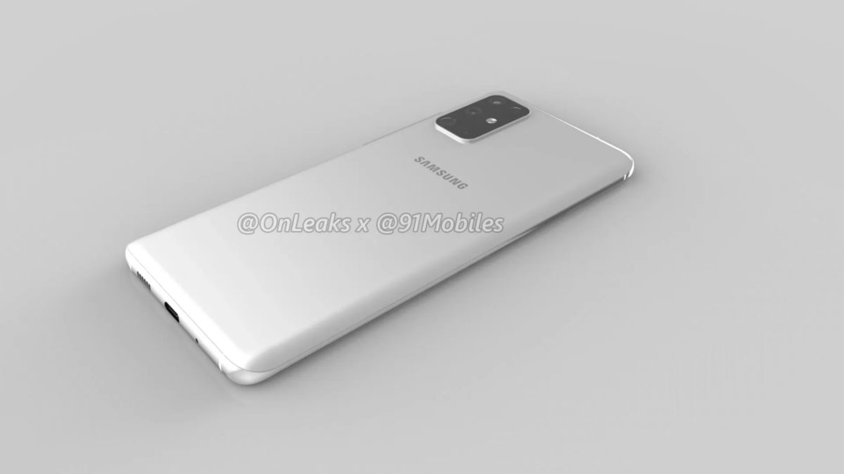 Samsung Galaxy S11 108MP camera- samsung galaxy s11 render