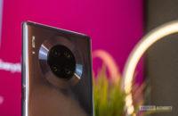 Huawei Mate 30 Pro Rear camera housing
