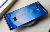 Huawei Mate 30 Pro Wireless Charging