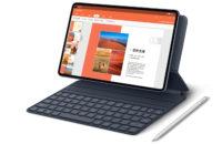 The Huawei MatePad Pro.
