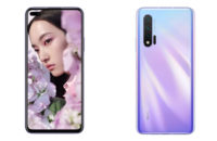 A composite of the Huawei Nova 6 5G