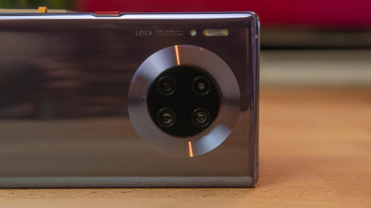 Huawei Mate 30 Pro Macro rear camera housing