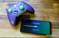 project xcloud preview xbox controller
