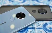 Nokia 6 2 black and blue together
