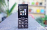 The MTN Smart S KaiOS phone.