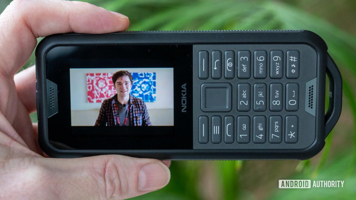 Nokia 800 Tough review YouTube