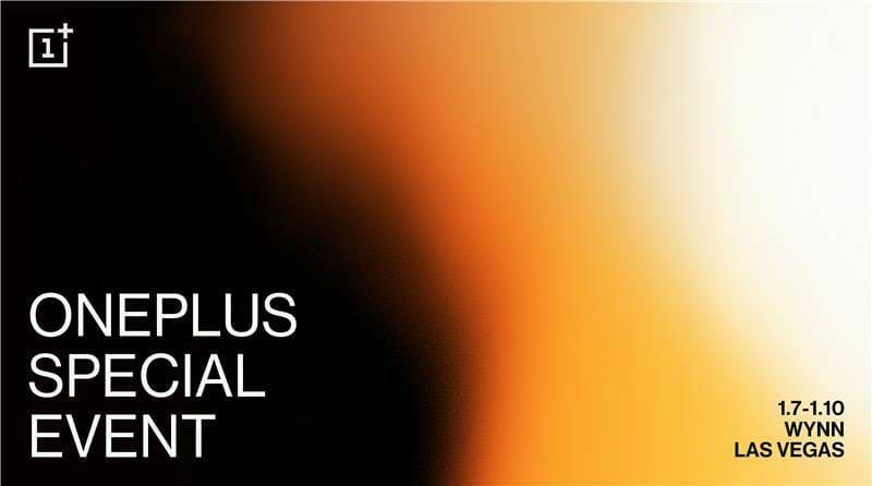OnePlus special event ces 2020