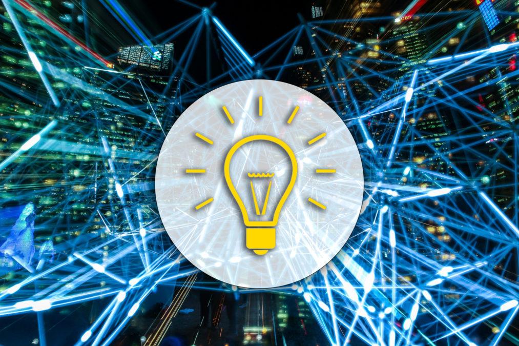 Light bulb quiz image