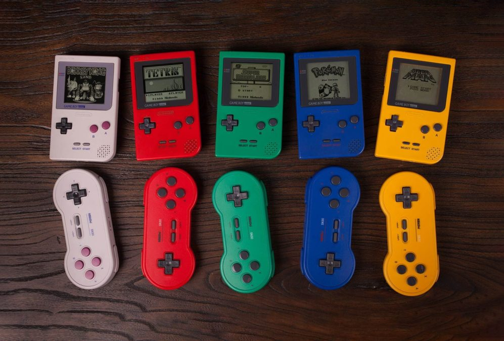 8BitDo SN30 Colors