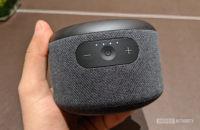 Amazon Echo Input Portable in hand