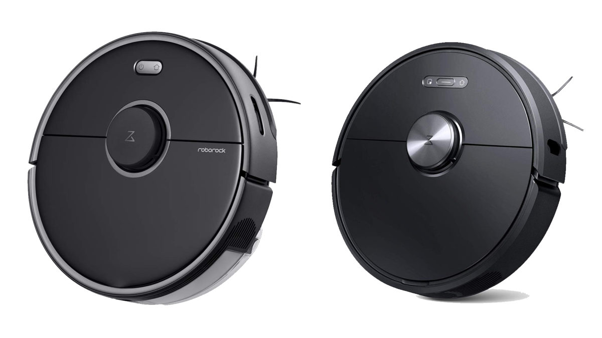 Roborock S5 Max and Roborock S6