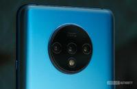 OnePlus 7T Back cameras macro