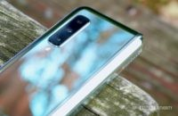 Samsung Galaxy Fold rear cameras