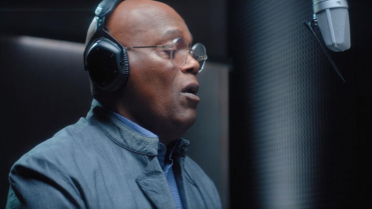 Samuel L. Jackson Alexa Voice