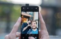 OnePlus 7 Pro taking a selfie