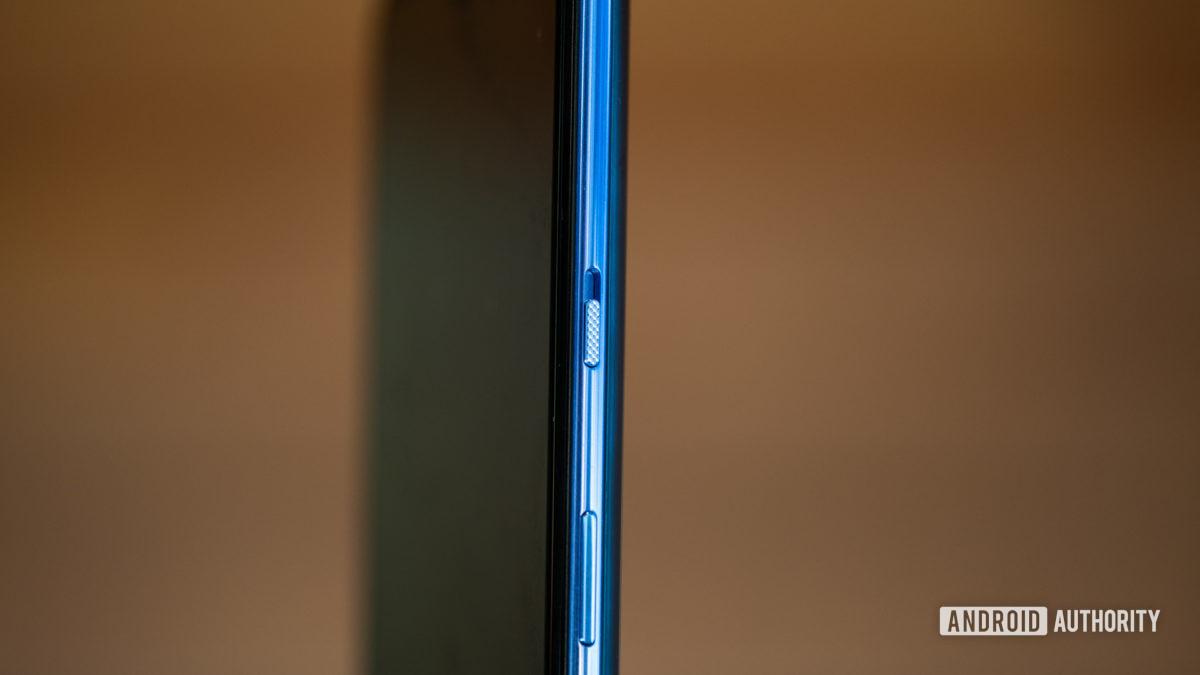 OnePlus 7T notification switch