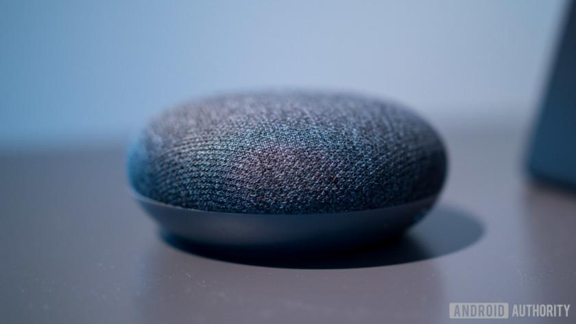 Google Home Mini
