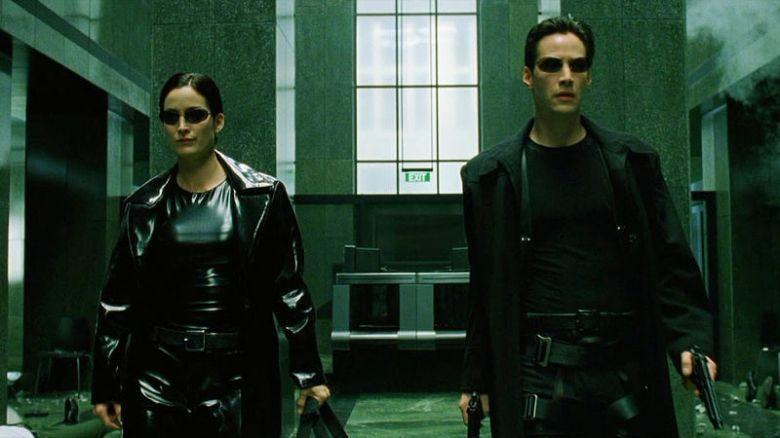 Best Netflix action movies - The Matrix