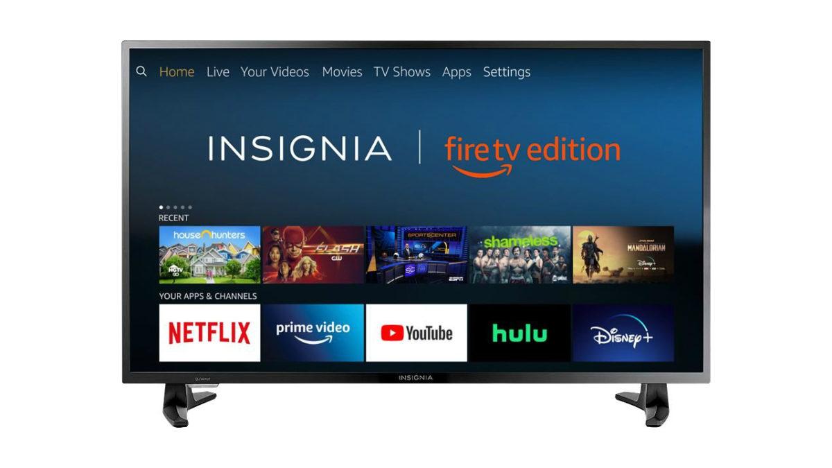 Insignia Fire TV Edition press render