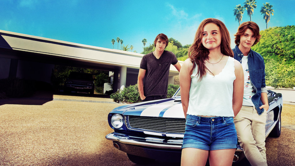 The Kissing Booth Netflix teen movie