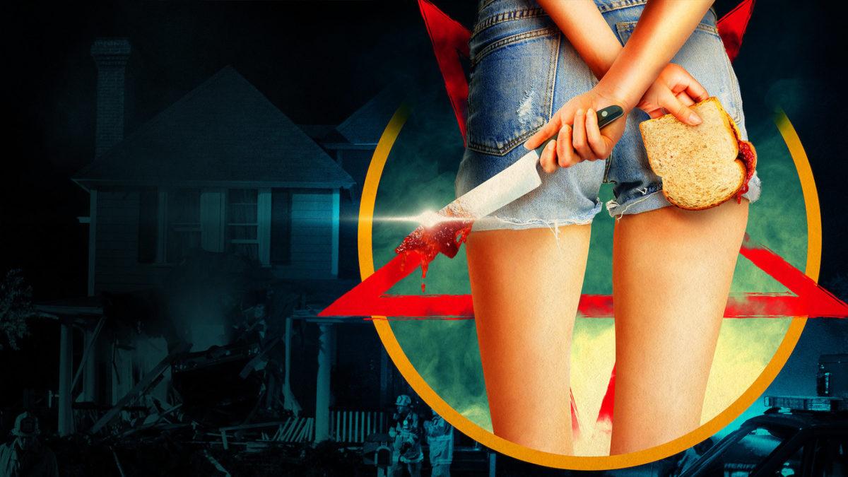 The Babysitter horror teen movie on netflix