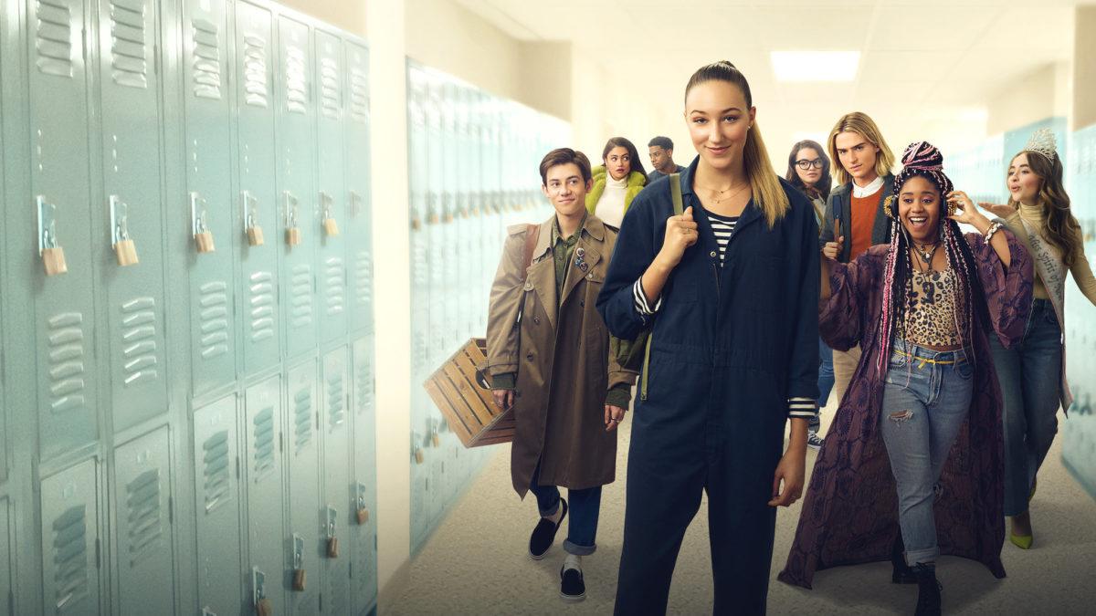 Tall Girl teen movie on Netflix
