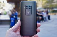 Motorola One Zoom review rear panel