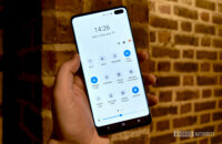 Samsung Galaxy S10 One UI notifications