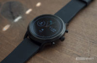 fossil gen 5 smartwatch review display watch face 8