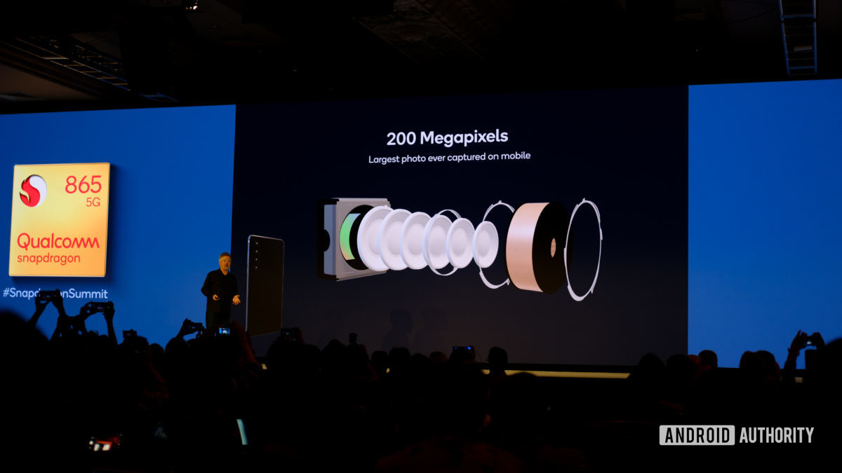 Qualcomm Snapdragon 865 200MP slides 2