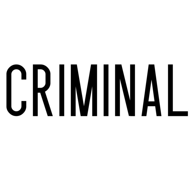 Criminal podcast true crime