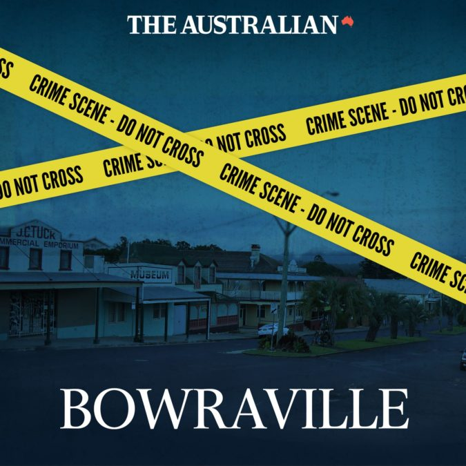 Bowraville podcasts like serial