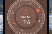 This is the featured image for the best compass apps list on Android Authority