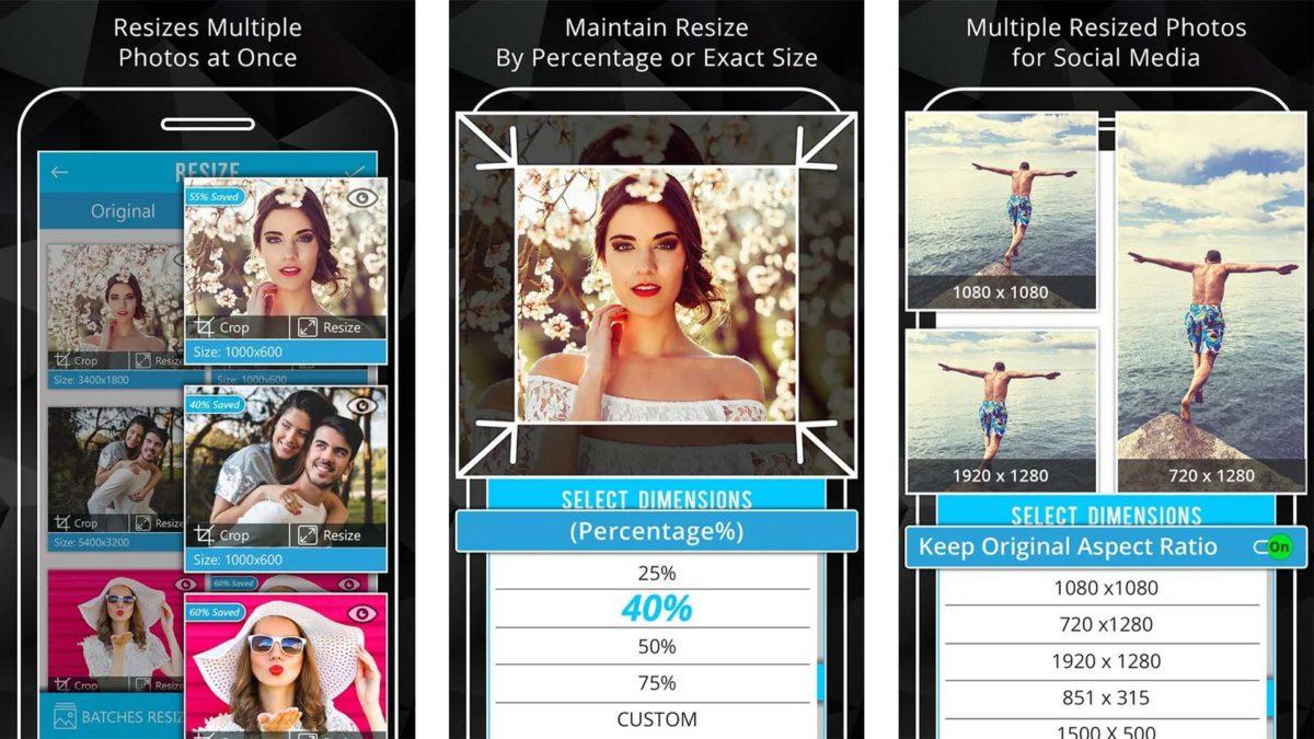 Z Mobile Photo Resizer screenshot