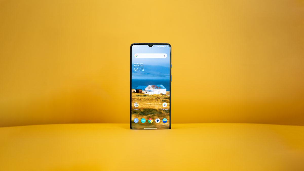 OnePlus 7T Header Image