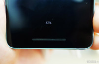 Android 9 Pie review battery percentage Ambient Display