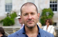 An image of former Apple designer Jony Ive.