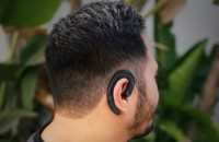 True Wireless bone Conduction Earphones