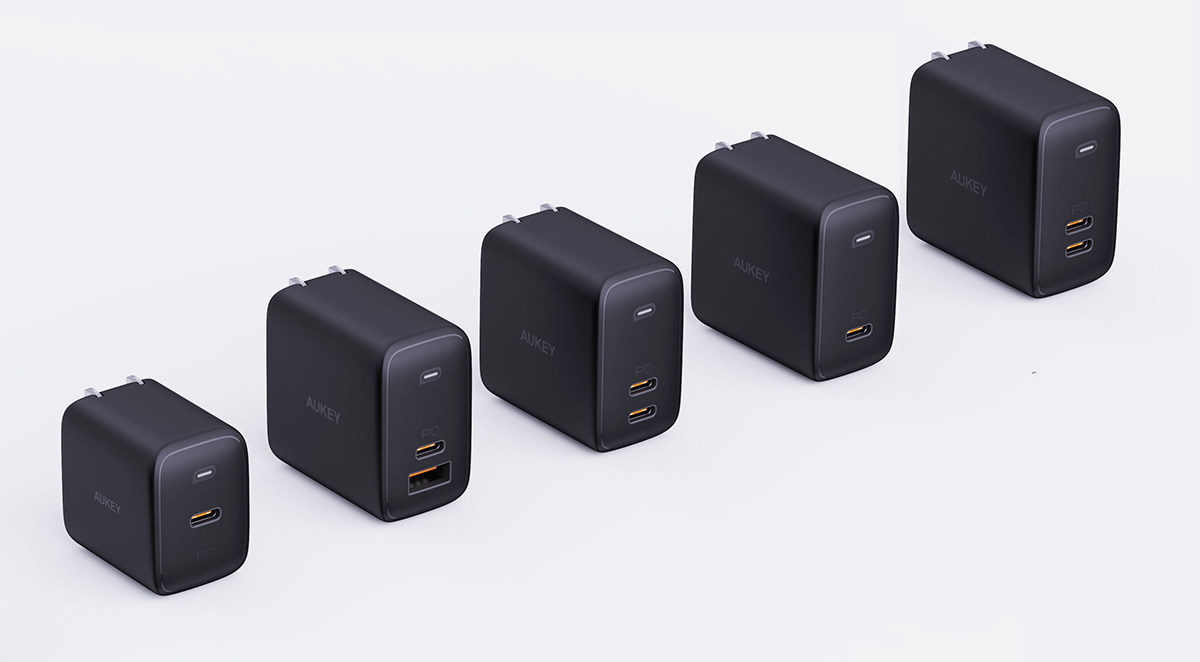 aukey omnia chargers