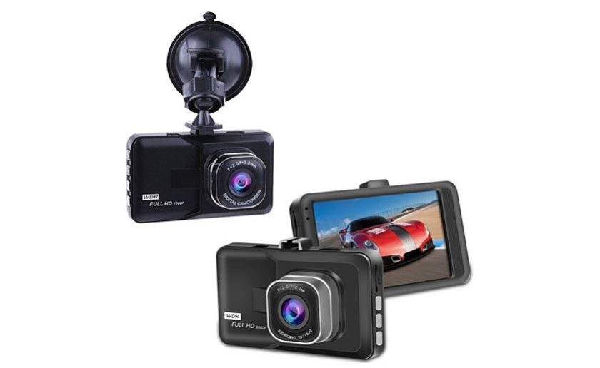 Black Box HD Dash Cam