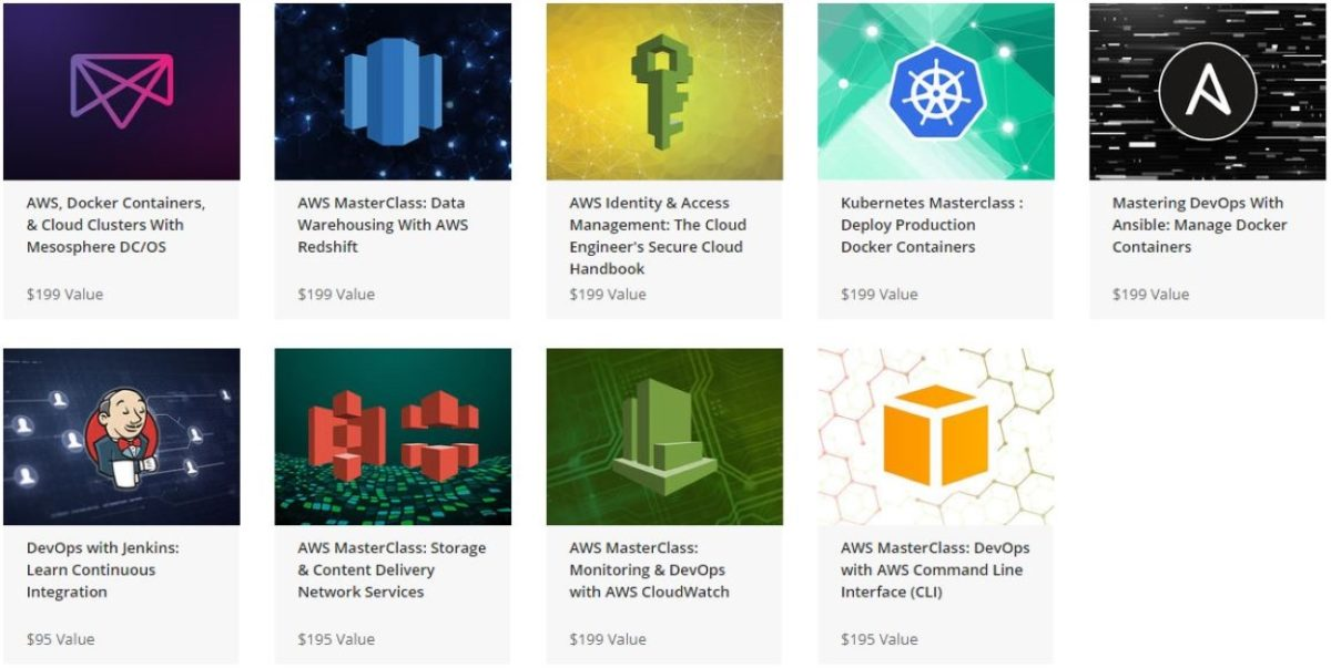 ultimate aws courses