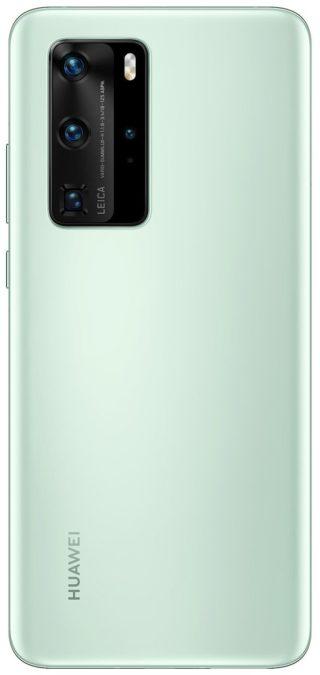 Huawei P40 Pro Mint Green Leaked
