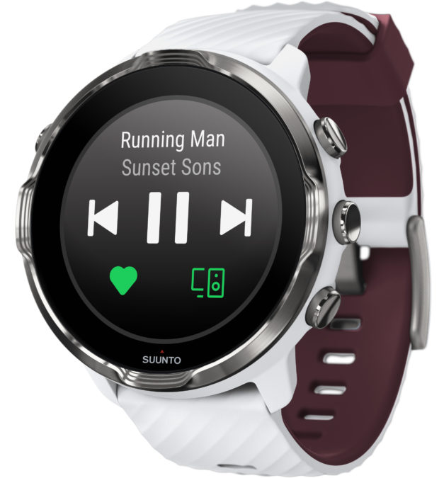 suunto 7 wear os smartwatch spotify