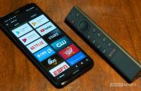 2019 Nvidia Shield TV remote and app