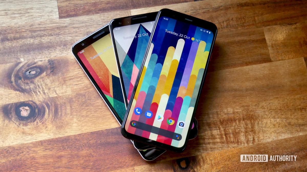 google pixel 4 vs pixel 3 vs pixel 3a 2