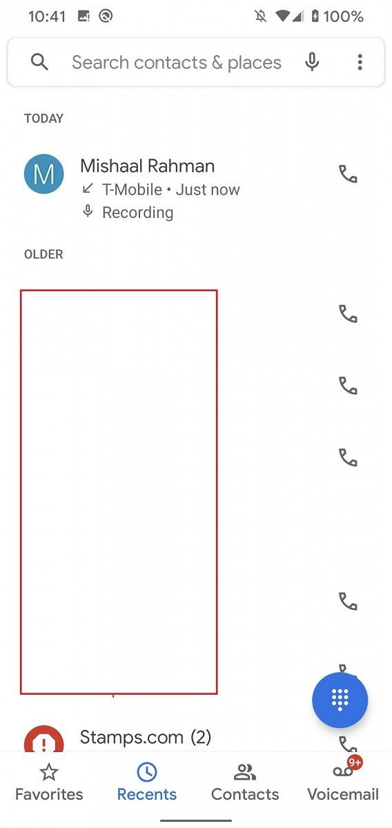 google phone call recording xda 4