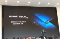 The Huawei Mate Xs is also coming next year.